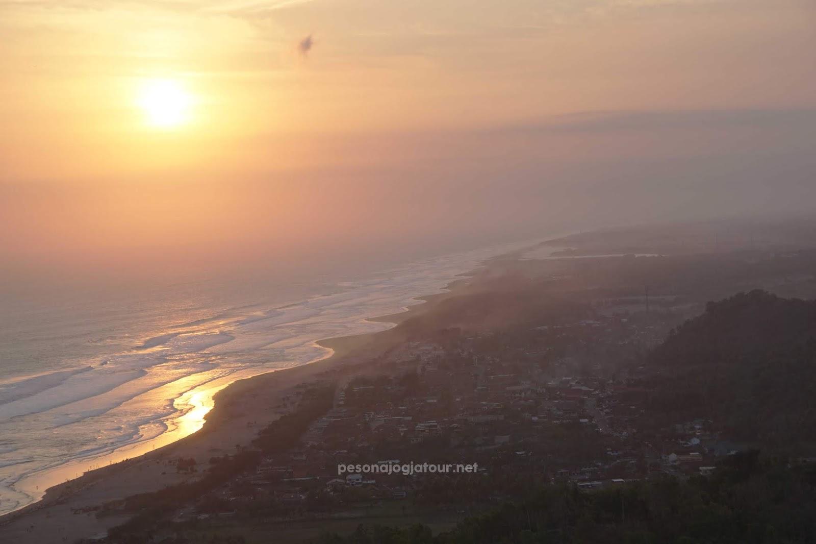 Sunset Bukit Paralayang