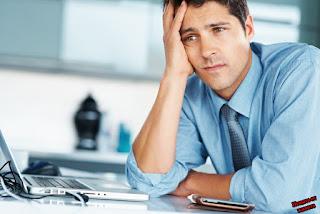Стрес при мъжете
