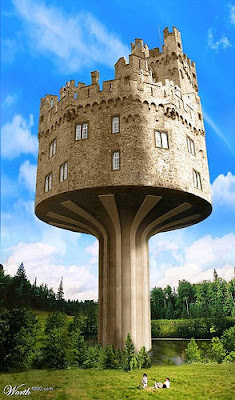 picturespool weird building designs 衝撃的アート 世界の変わった