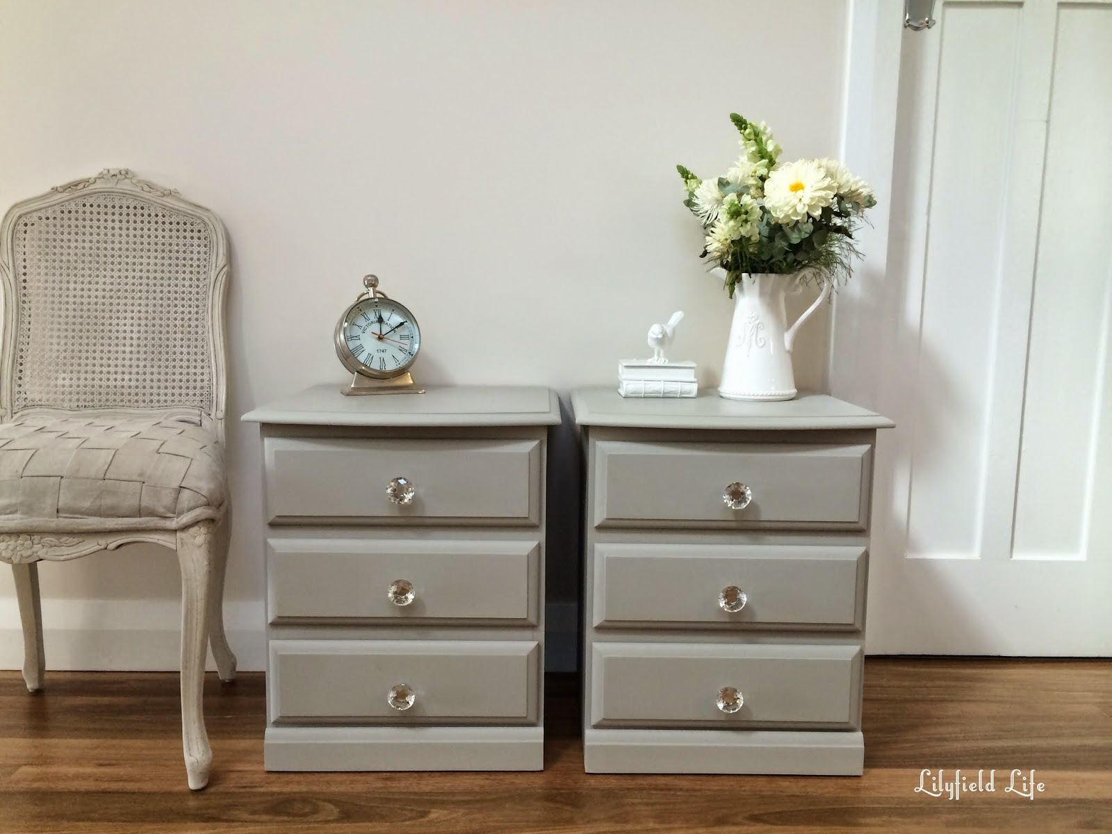 Lilyfield life latest pieces lots of painted pine furniture - White and pine bedroom furniture ...