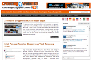 Domain MasKolis dot comDijual tutorial website, domain dan hosting