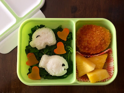 Bento Boxes Ideas with Fresh Options