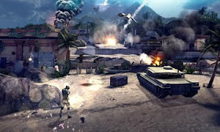 Modern combat 4 Zero Hour Mod Apk Unlocked All Item