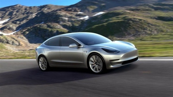 Tesla the Model 3 is still behind because of the Gigafactory