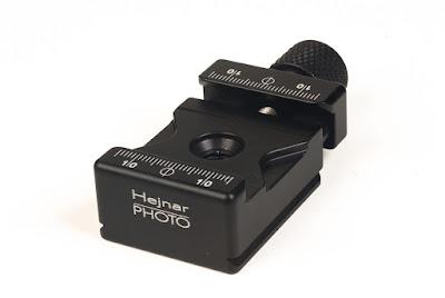 "Hejnar PHOTO F91b 1.5"" Quick Release Clamp"