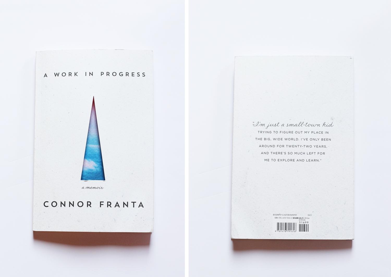 connor franta book in english