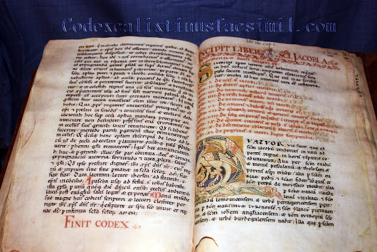 The English version of The Book V (Codex Calixtinus)