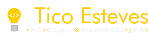Logotipo site Tico Esteves