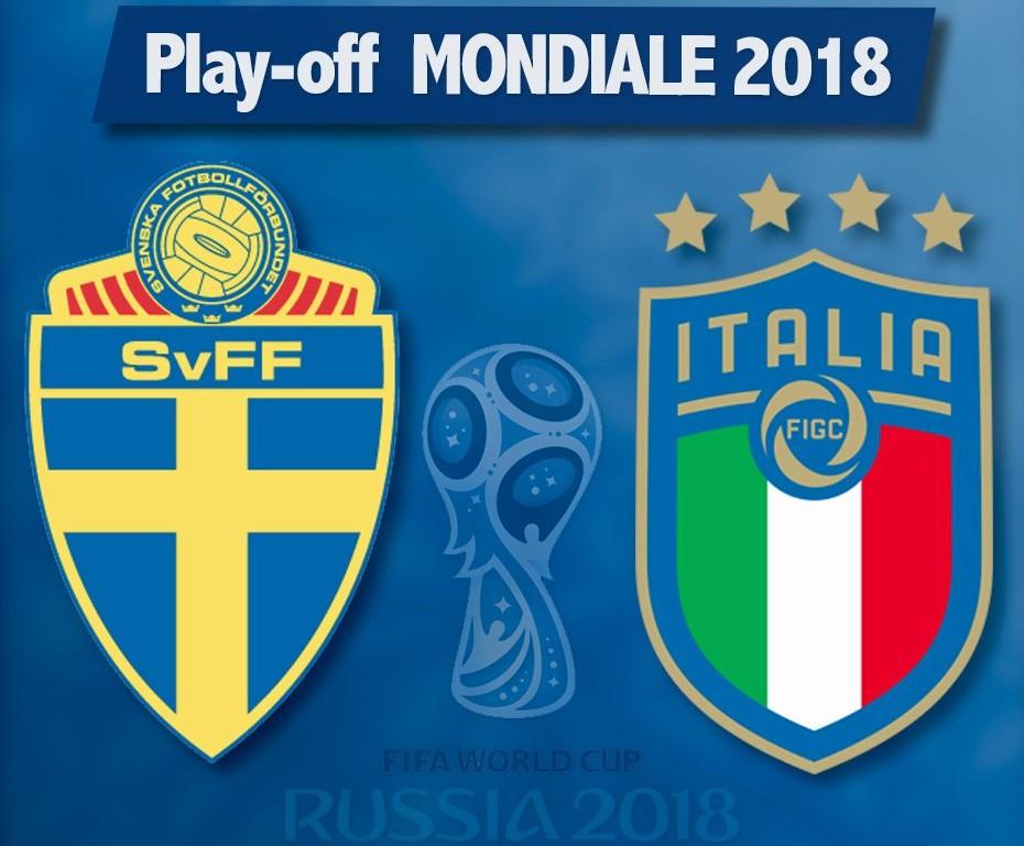 Italia-Svezia: Venerdì 10 novembre a Stoccolma e Lunedì 13 novembre a San Siro