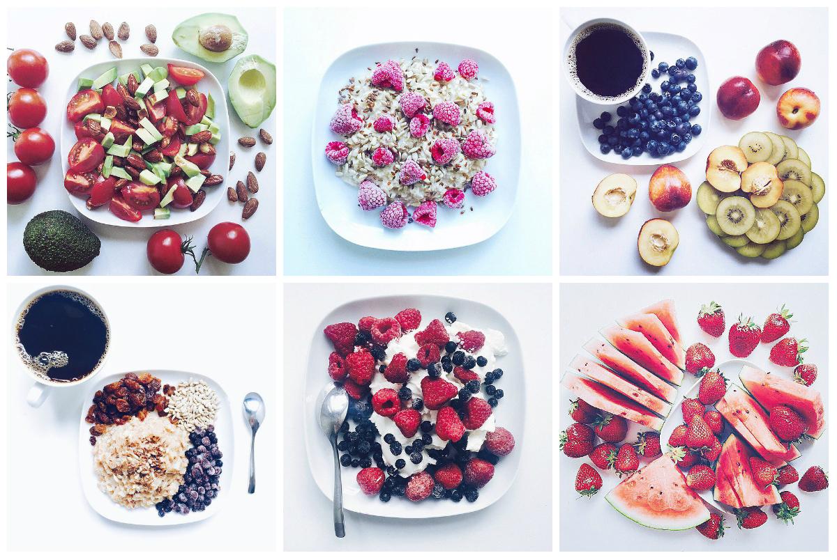 Правильное питание через сколько будет виден результат
