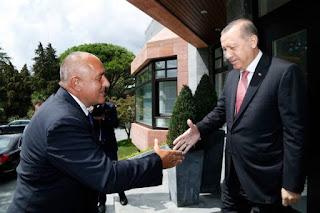σύνοδο ΕΕ- Τουρκίας στη Βάρνα