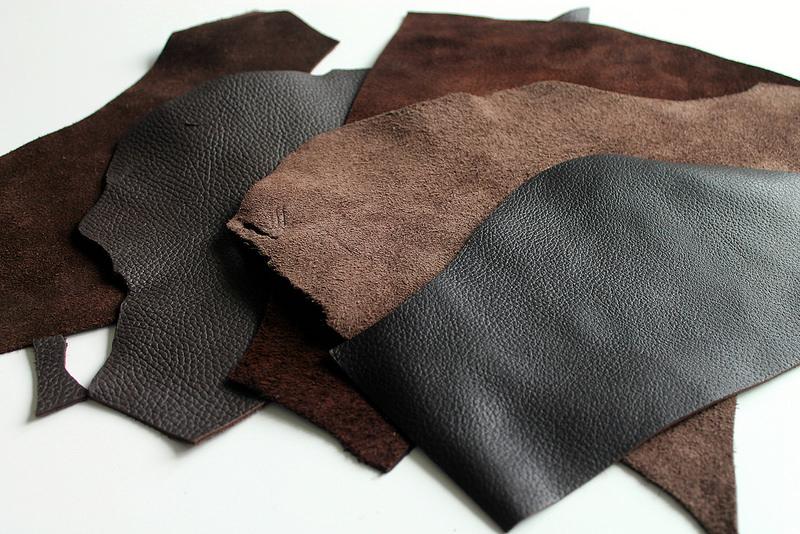 Scraps Of Us Mini Leather Notebooks Diy