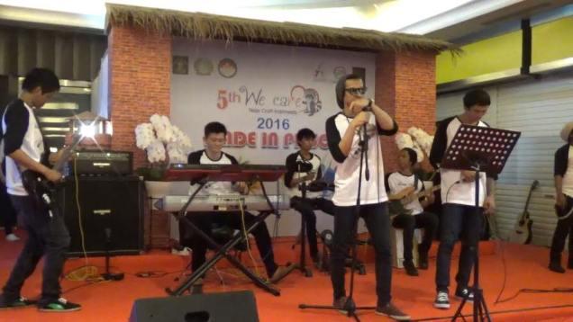 Napi Craft 2016 di meriahkan oleh Rusa Band