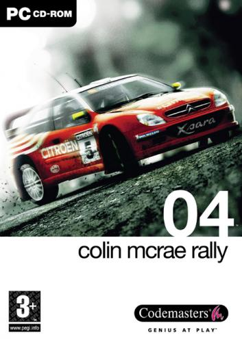 Colin Mcrea Rally 4