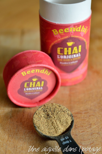 thé chaï Beendhi