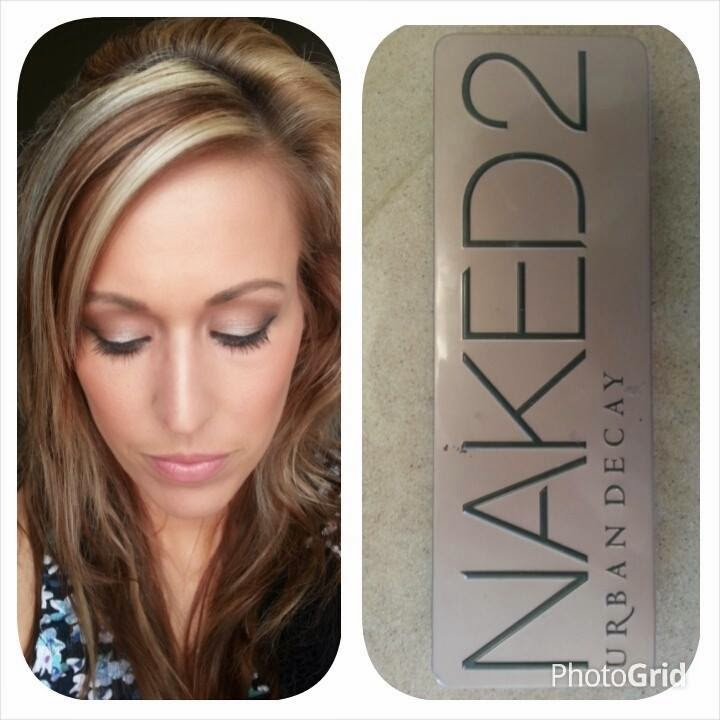 Keep calm and Sta-Glam!: Urban Decay Naked 2 Tutorial