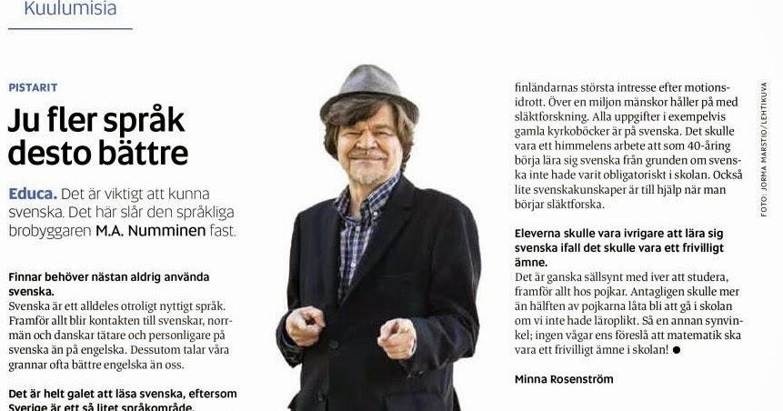 maa vaiva på svenska
