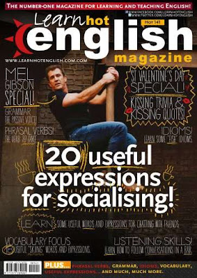 Hot English Magazine - Number 141