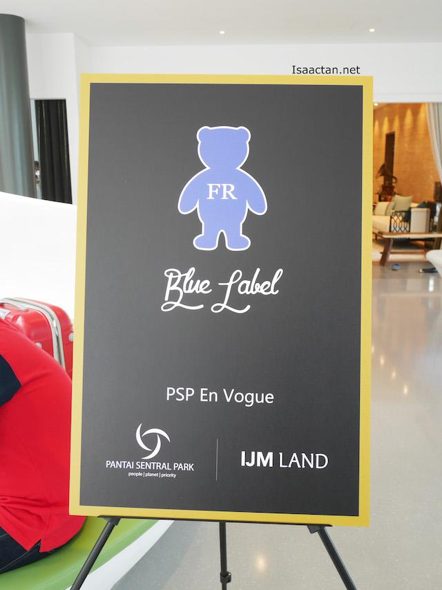 FR Blue Label