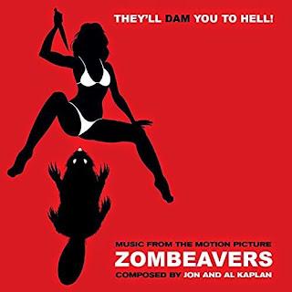 Zombeavers Nummer- Zombeavers Muziek - Zombeavers Soundtrack - Zombeavers Filmscore