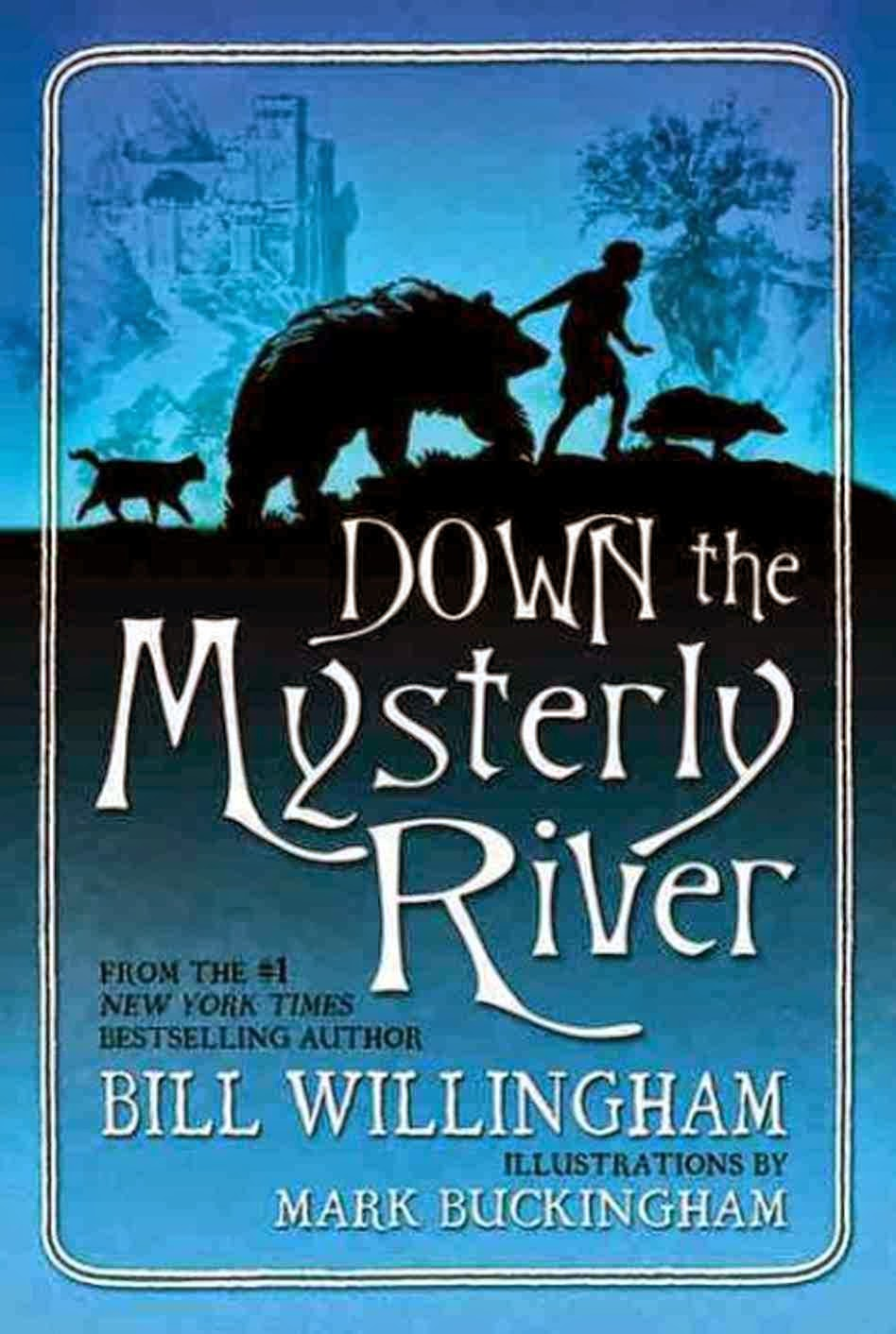 Cover of Down the Mysterly River