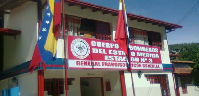 Ordenan intervención del Cuerpo de Bomberos de Mérida