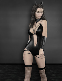 Sexy Devil for Genesis 3 Female