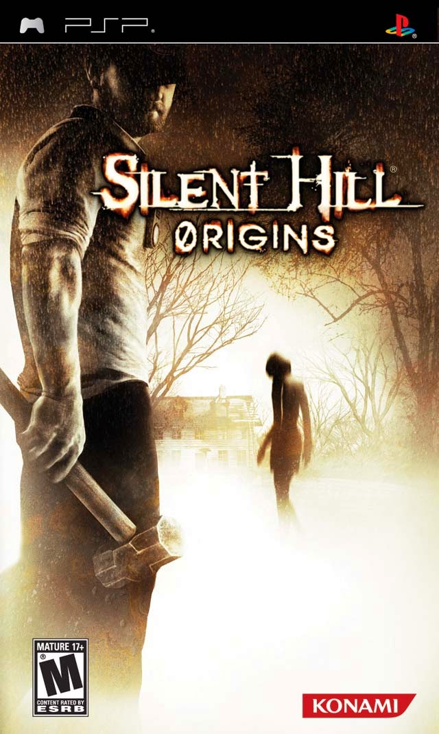 Silent Hill Origins PSP iso Game for Mobiles & Tablets Platform