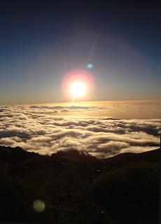 vitas desde el Teide