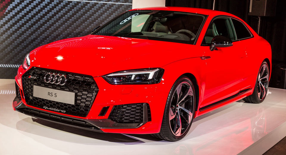 audi sport officially launched in america  will bring 8 new rs models by 2019