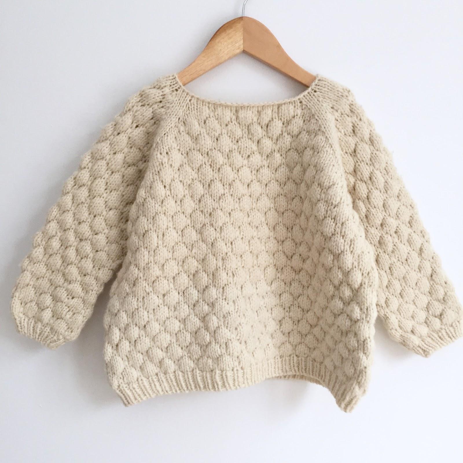 Bubble Knit Stitch Pattern Roundup | Studio Knit