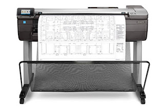 HP DesignJet T830 Drivers Download And Review