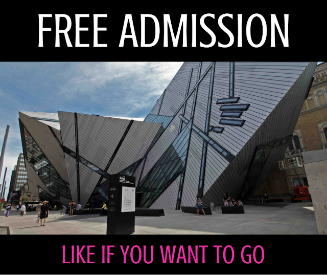 Free Admission to the ROM