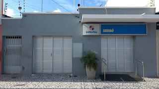 Casa Lotérica de Carnaúba dos Dantas é arrombada na manhã desta segunda-feira (26)