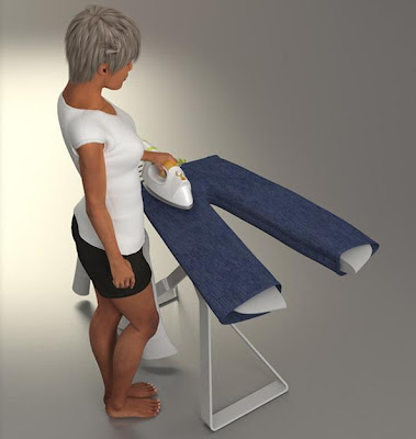Creative Ironing Boards and Cool Ironing Board Designs (15) 8