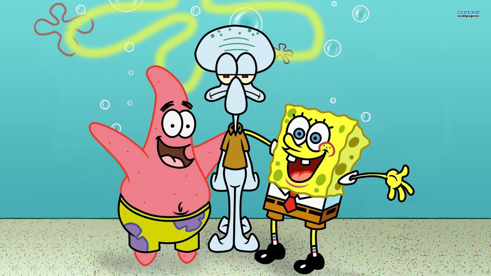 Kata Kata Bijak Dari Spongebob Squarepants Frackids