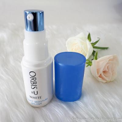 Review of Orbis Skincare Singapore