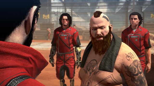 Deus Ex: Mankind Divided — A Criminal Past