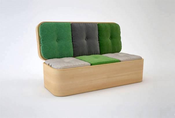 Desain Gambar Furniture Rumah Minimalis Hemat Tempat Dan