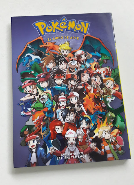 Pokemon. El libro de Arte