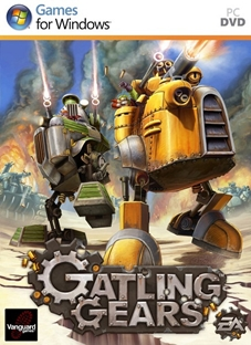Gatling Gears - PC (Download Completo em Torrent)