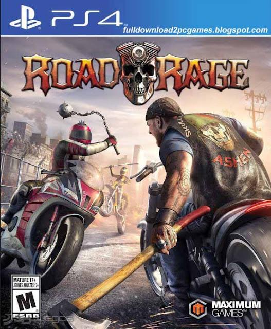 Road Rage Free Download PC Game
