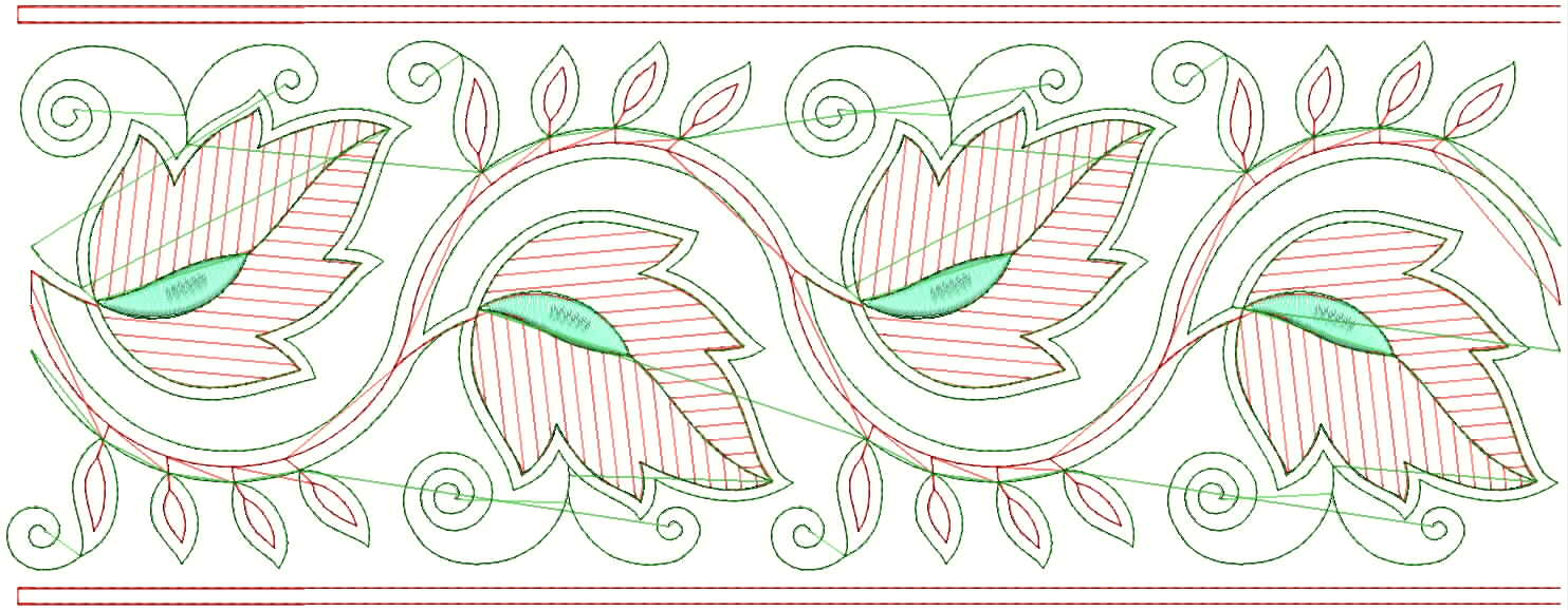Simple Indian Embroidery Designs