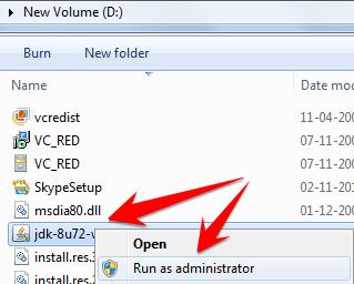 Oracle's Talk: Installing Oracle Weblogic Server on Windows 7 64 Bit