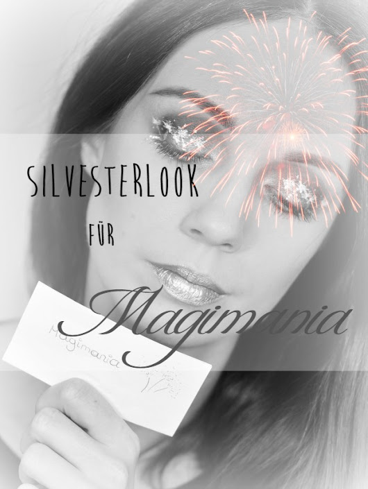 Blushes and More: Boom boom boom, even brighter than the moon... | Silvesterlook für Magimania