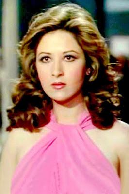 بوسي (Boussi)، ممثلة مصرية