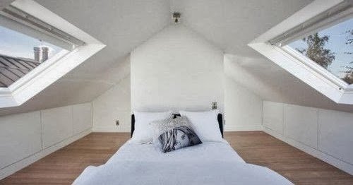 11 gorgeous attic bedrooms how to design an attic bedroom Disign Interior Dream Home Blue and Grey Home Interior Design
