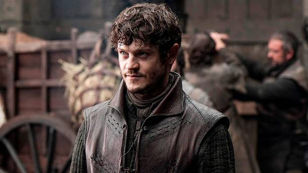 Iwan Rheon - Project Free TV