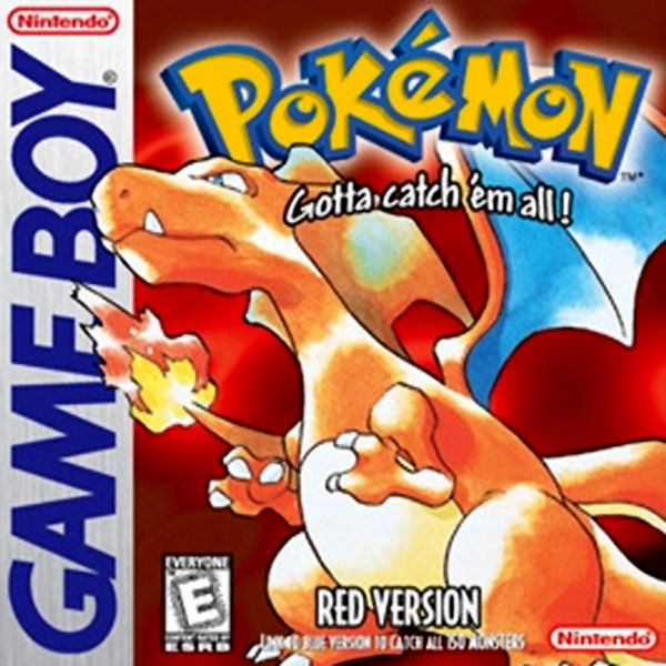 Pokemon Red And Blue 1996