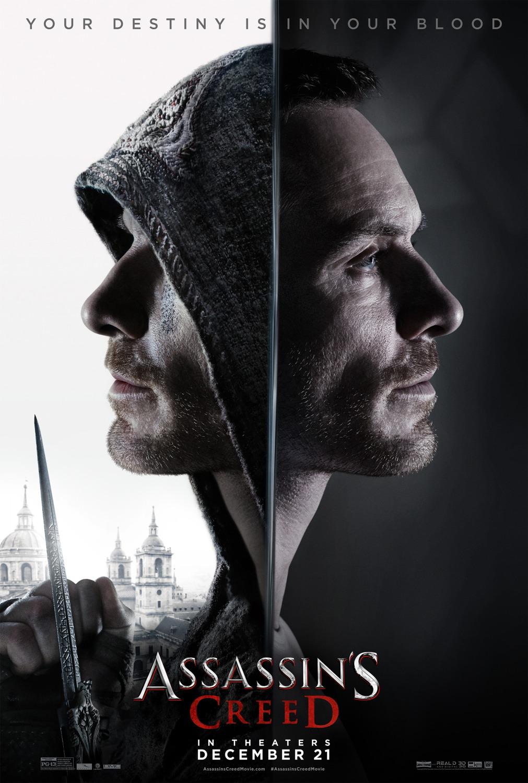 Nuevo póster internacional de 'Assassin's Creed'